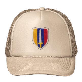 gorra de los veterinarios de los veteranos de guer