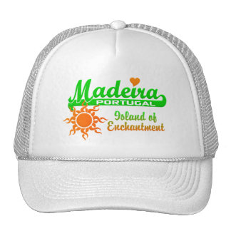 Gorra de MADEIRA - elija el color