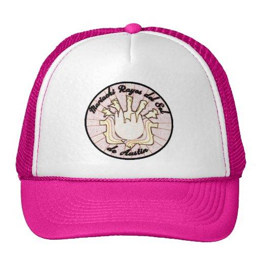 Gorra de Mariachi Rayos del Sol de Austin del chic