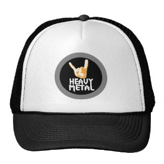 Gorra de metales pesados