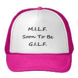 Gorra de MILF