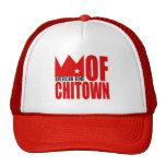 Gorra de MIMS - rey americano de la Ji-Ciudad