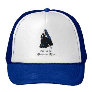 gorra de Momma Mia del La del La de o0o