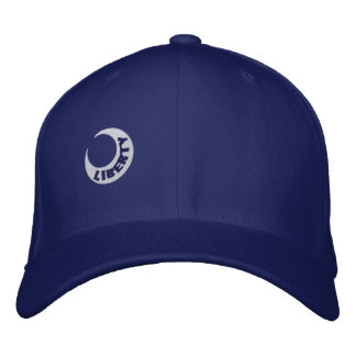 Gorra de Moultrie del fuerte Gorra De Beisbol Bordada