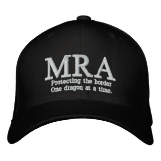Gorra de MRA Gorra Bordada