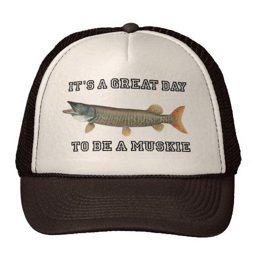 Gorra de Muskie