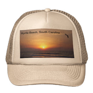 Gorra de Myrtle Beach Carolina del Sur