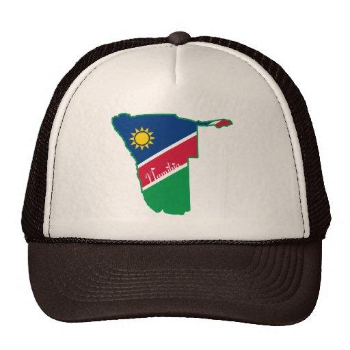 Gorra de Namibia