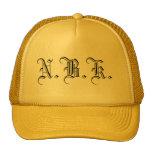 Gorra de NBK (amarillo)