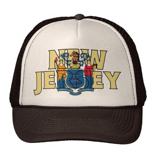 Gorra de New Jersey