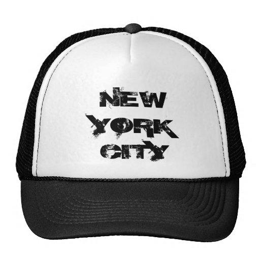 GORRA DE NEW YORK CITY
