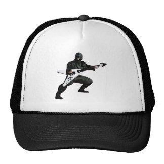 Gorra de Ninja de la guitarra