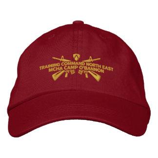 Gorra de nordeste del comando del entrenamiento de gorra de béisbol