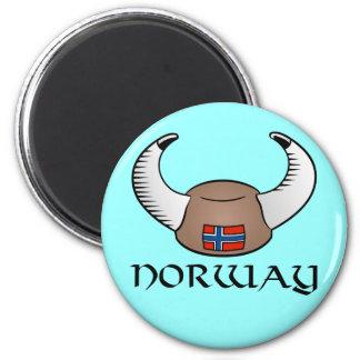 Gorra de Noruega Viking Iman Para Frigorífico