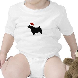 Gorra de Norwich Terrier Santa Traje De Bebé