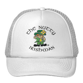 Gorra de nuez del irlandés