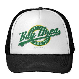 Gorra de Oaktown del área de la bahía
