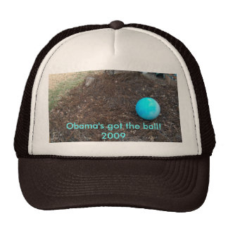 Gorra de Obama