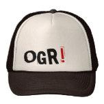Gorra de OGR
