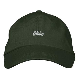 Gorra de Ohio Gorras De Béisbol Bordadas