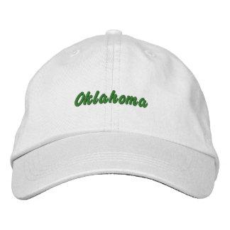 Gorra de Oklahoma Gorra De Beisbol