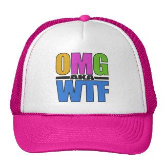 Gorra de OMG aka WTF - elija el color