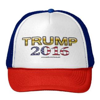 Gorra de oro 2016 del patriota del triunfo