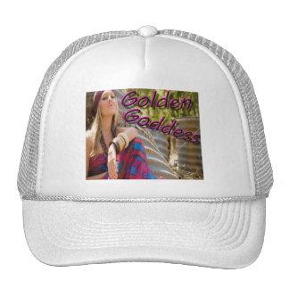 Gorra de oro 2 de la diosa