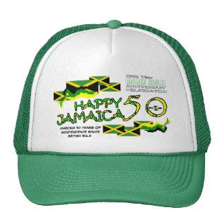 Gorra de oro de la celebración del jubileo de Jama