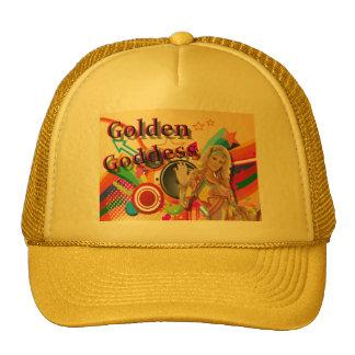 Gorra de oro de la demostración de los Oldies de l