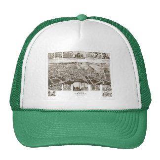Gorra de Oxford el condado de Chester