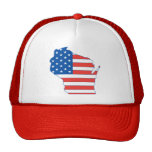 Gorra de Partriotic Wisconsin