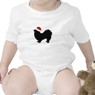 Gorra de Pekingese Santa Camiseta