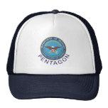 Gorra de Pentágono del Departamento de Defensa