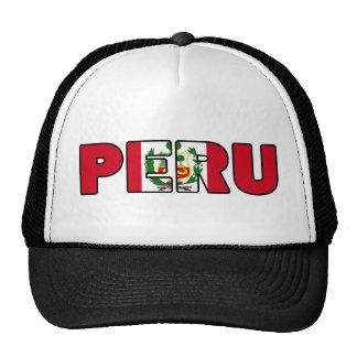 Gorra de Perú