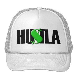 """GORRA DE POLI$HED """"HU$TLA"""""""