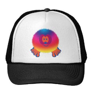 Gorra de Pom Pom PAL del arco iris