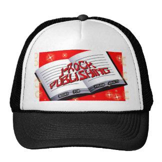 Gorra de publicación del camionero del J-Rock