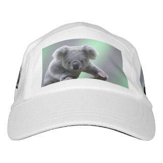 Gorra de punto del funcionamiento de la koala, gorra de alto rendimiento