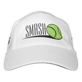 Gorra de punto del funcionamiento del tenis gorra de alto rendimiento