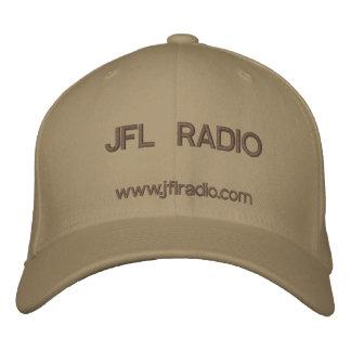 GORRA DE RADIO DE JFL GORRAS BORDADAS