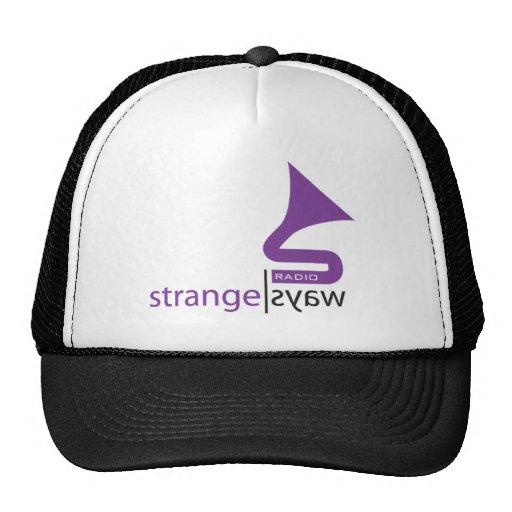 Gorra de radio de Strangeways