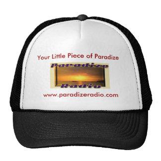 Gorra de radio del camionero de Paradize