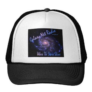 Gorra de radio neto de la galaxia
