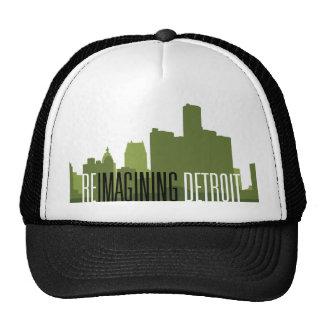 Gorra de Reimagining Detroit