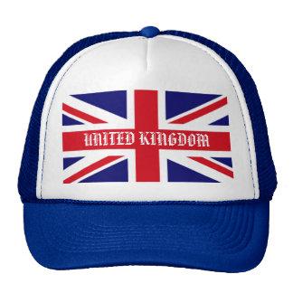 Gorra de Reino Unido