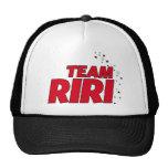 Gorra de RiRi del equipo