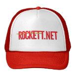 gorra de Rockett.net