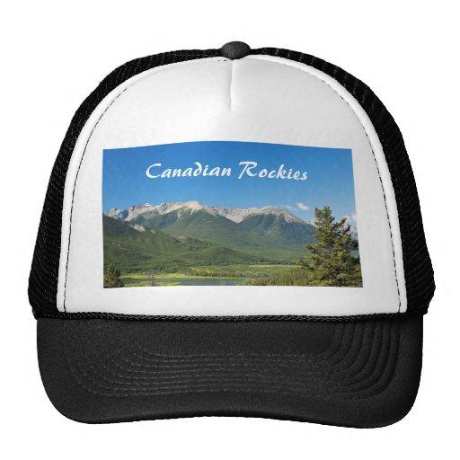 Gorra de Rockies del canadiense