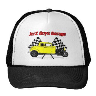 Gorra de Rod de la calle del garaje de los muchach
